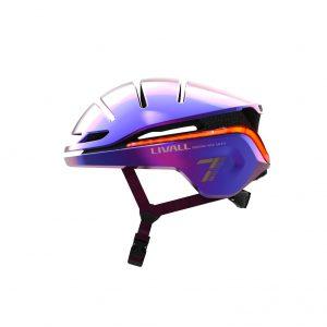 LIVALL EVO21 in violett